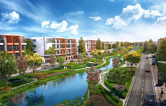 Những dự án bất động sản nào đang thu hút nhà đầu tư tại Hà Nội ?