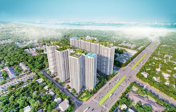 Imperia Sky Garden – Dự án bất động sản tiềm năng của MIK Group đang tạo sức hút
