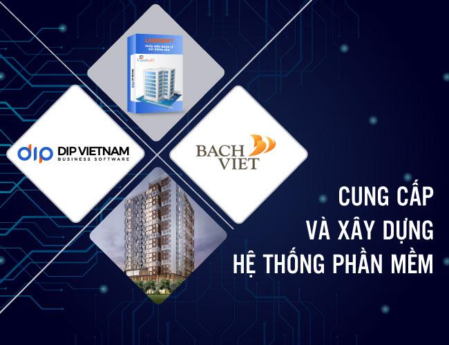 Địa ốc Bác Việt tối ưu quản lý dự án bất động sản hiệu quả với phần mềm Landsoft