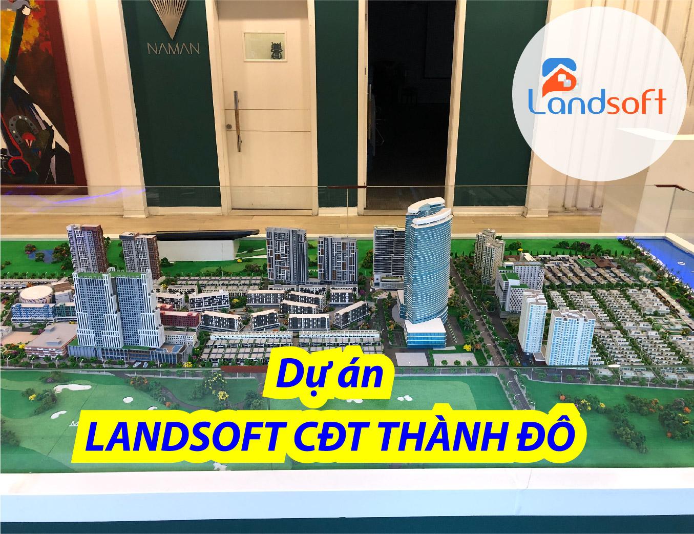 Phần mềm quản lý bất động sản Landsoft giúp tối ưu quản lý dự án Cocobay hiệu quả ra sao ?