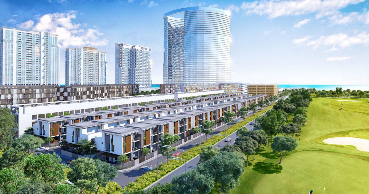 Shopvila Cocobay Đà Nẵng có tiềm năng đầu tư nào thu hút khách hàng ?