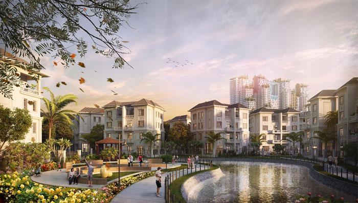 Biệt thự thương mại – Phân khúc bất động sản mới nhận được sự thu hút lớn trên thị trường Tp HCM