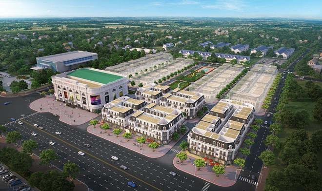 Dự án Vincom Shophouse Cẩm Phả có điểm nhấn nào hấp dẫn nhà đầu tư ?
