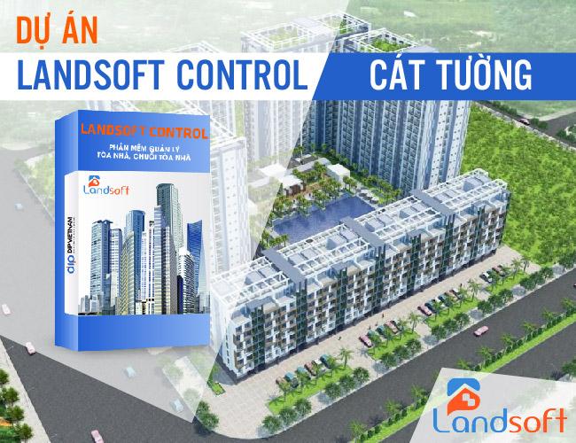 Landsoft Control – Tuyệt chiêu quản lý tòa nhà thời 4.0 của công ty quản lý nhà TNT
