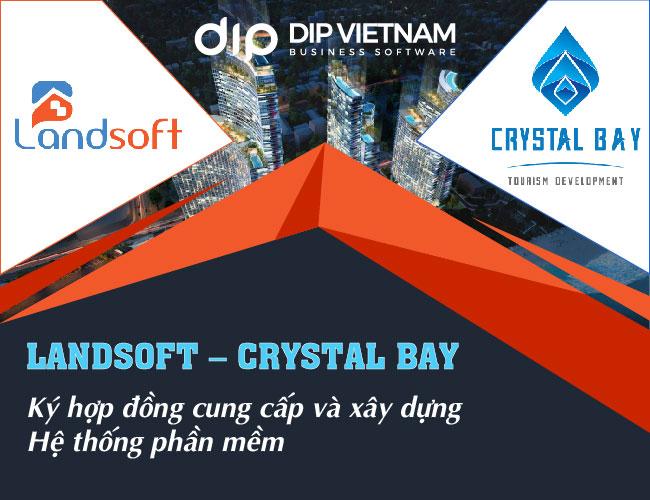"""Landsoft – Giải pháp """"vàng"""" tối ưu quản lý dự án bất động sản cho địa ốc Crystal Bay"""