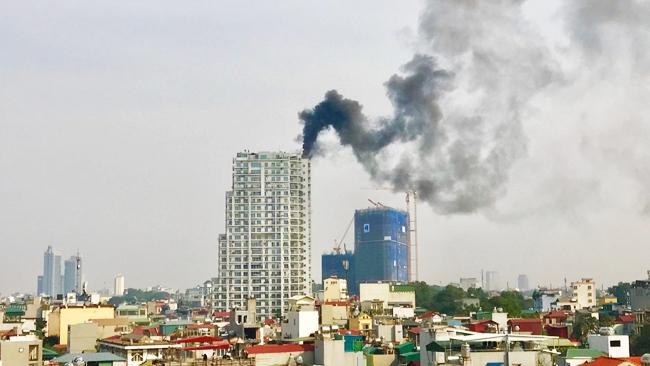 Kinh nghiệm phòng chống cháy nổ hiệu quả cho các tòa nhà cao tầng