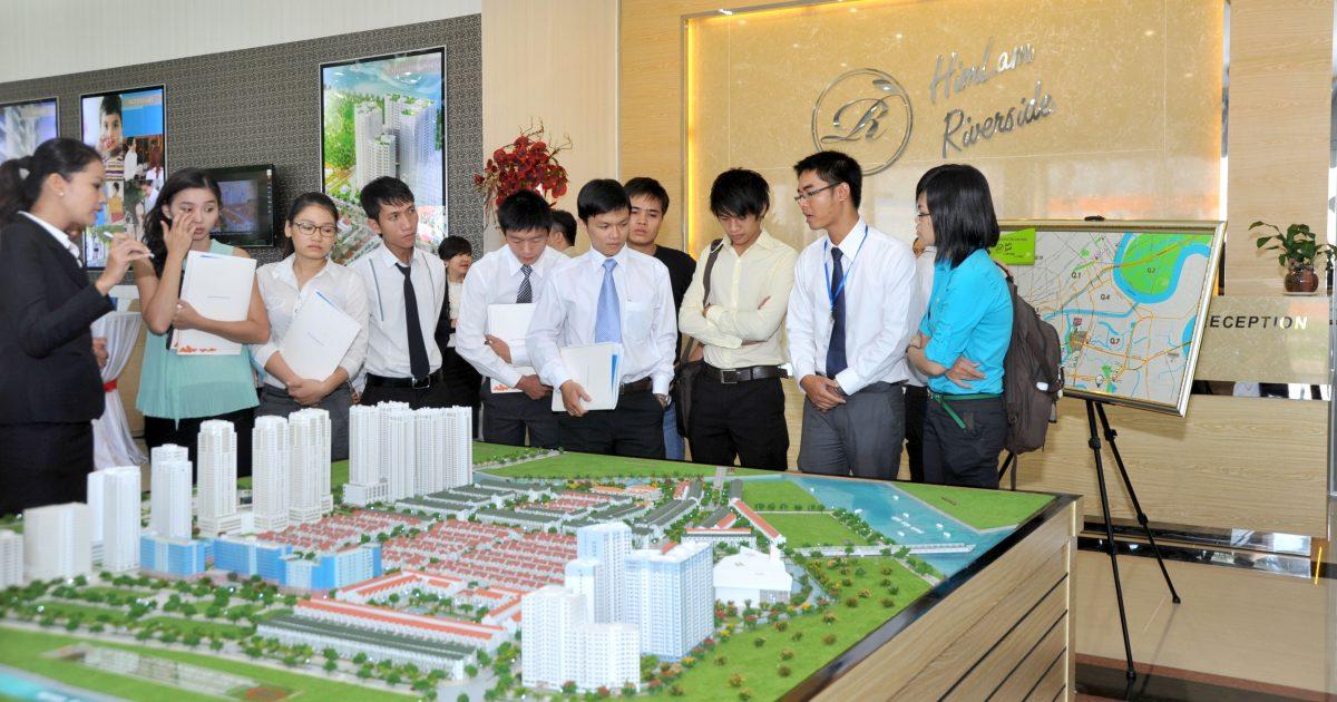 Nhân viên tư vấn BĐS cần ghi nhớ điều gì khi bán dự án bất động sản ?