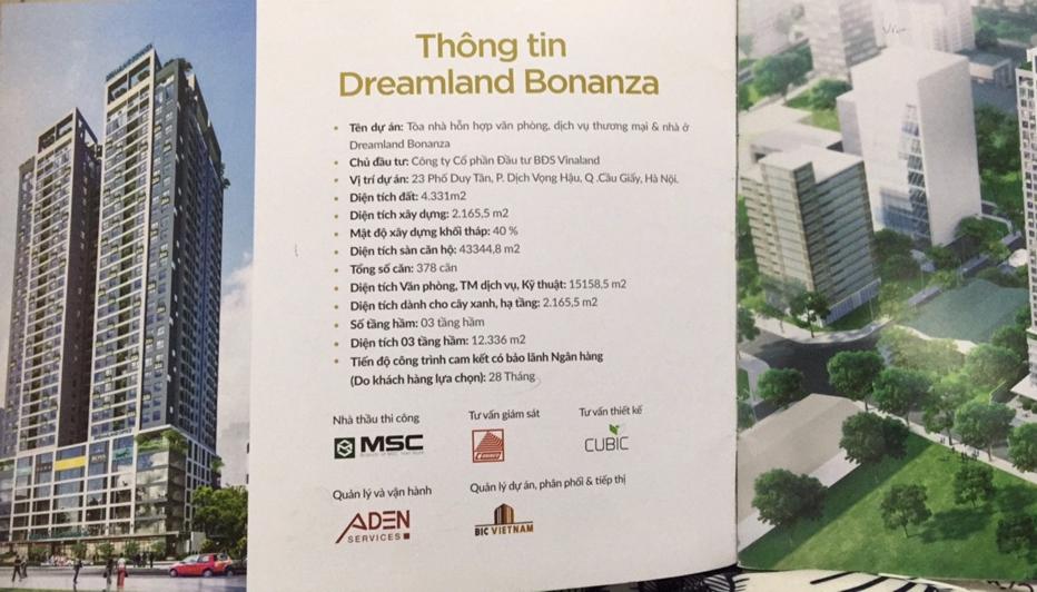 Đi tìm giải pháp quản lý kinh doanh toàn diện cho bất động sản Dream Land trong kỷ nguyên số hóa