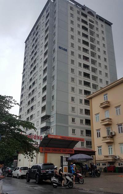 Số hóa quản lý tòa nhà chung cư N105 thành công bằng phần mềm Landsoft Control