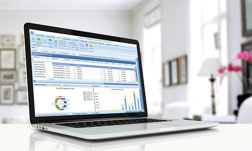 Sàn giao dịch bất động sản Đà Thành số hóa quản lý kinh doanh bằng phần mềm Landsoft