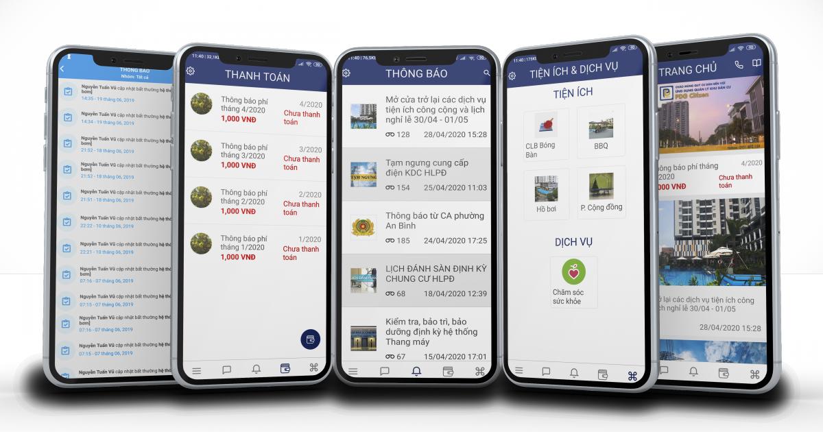 App Vime – Giải pháp kết nối và chăm sóc cư dân hoàn hảo cho Aden Services khi quản lý tòa nhà