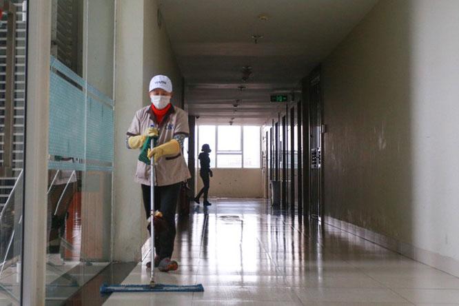 Những nguyên tắc quản lý chung cư mùa dịch các tòa nhà cần lưu ý