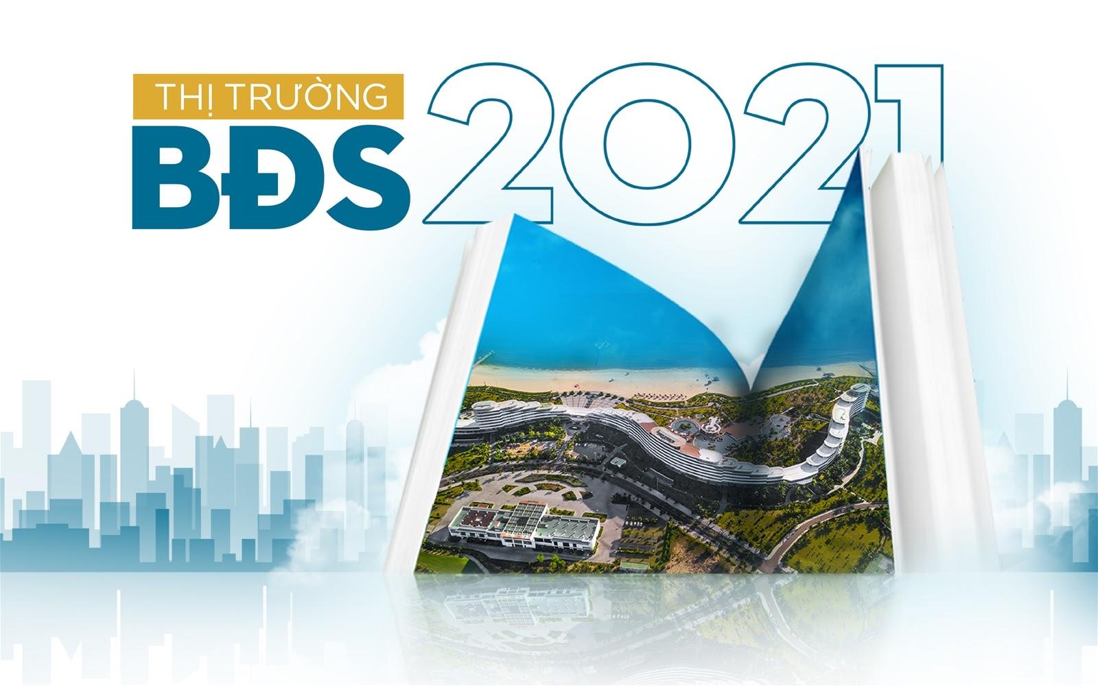 Thị trường bất động sản sôi động lại trong năm 2021: Hàng loạt các dự án bắt đầu mở bán