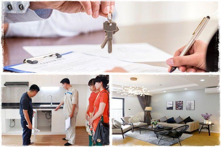 Tìm hiểu về quy trình bàn giao nhà chung cư cho khách hàng